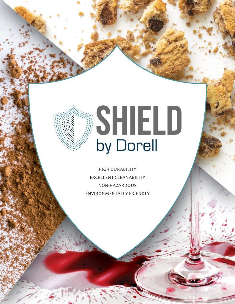 Dorell Shield Catalog Cover