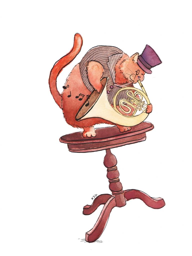 Phat Cat Swinging